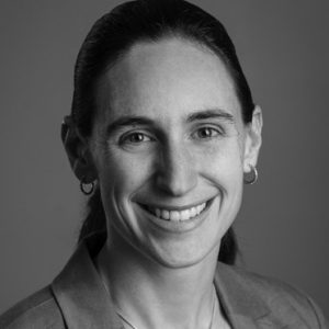 Caroline Laberge, présidente
