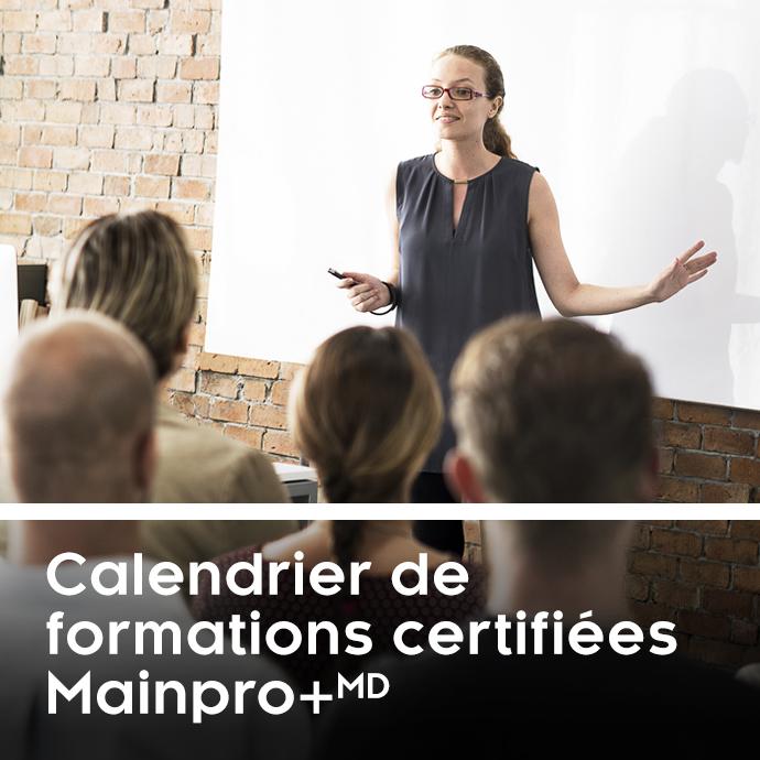 Répertoire de toutes les activités de DPC certifiées Mainpro+ à venir